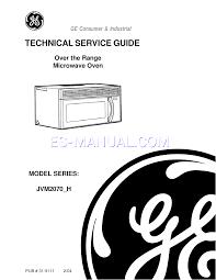 ge microwave oven repair manual u2013 bestmicrowave