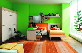 Bedroom Wall Ideas Modern Bedroom Design For Kids With Square White Wardrobe And
