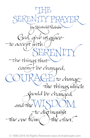 serenity prayer gifts prayer reinhold niebuhr calligraphy plaques inspirational gifts
