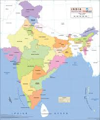Hyderabad India Map by Buy Wall Maps At A Good Price Wall Maps Wall Maps Online
