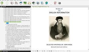 reformation classics collection biblesoft