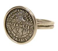 new orleans water meter necklace graduation gifts st charles avenue may 2008 new orleans la