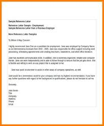 7 letter recommendation email synopsis format
