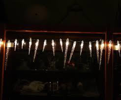 diy christmas icicle mini lights 4 steps