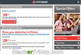 24 hour fitness black friday 2018 sale deals blacker friday