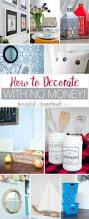 Home Decor How To by 218 Best Home Decor On A Budget Images On Pinterest Home Decor