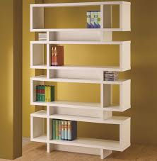 Modern Bookcases With Doors Modern White Bookcase Furniture Doherty House Modern White