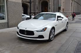 2015 maserati ghibli sq4 s q4 stock m410 s for sale near chicago
