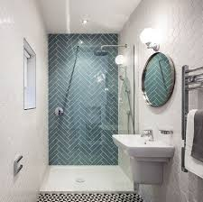 Tile Shower Ideas For Small Bathrooms Best  Small Bathroom - Tile designs for small bathrooms