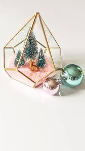 modern christmas modern christmas terrarium diy easy christmas craft ideas