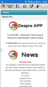 tv online romanesti tv online pro 2 1 apk download android cats video players editors