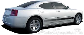 2007 dodge charger models 2006 2014 dodge charger vanguard lower rocker panel fade style