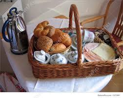 breakfast basket photo of breakfast in a basket