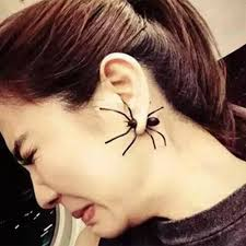 online buy wholesale halloween spider earrings from china