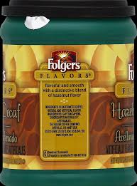 Hazelnut New Orleans Amazon Com Folgers Decaf Hazelnut Flavored Ground Coffee 11 5