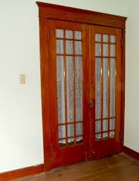 french doors with glass prehung glass interior doors