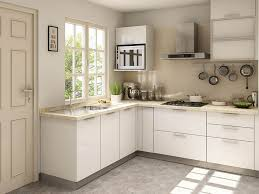 kitchen l shaped kitchen designs indian homes with white modern