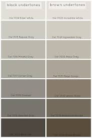 Grey And Brown Bedroom Color Palette Best 25 Gray Brown Paint Ideas On Pinterest Brown Color