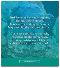 sentimental birthday poems sentimental birthday messages