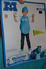 Sully Halloween Costume Toddler Monsters Sully Costume Ebay