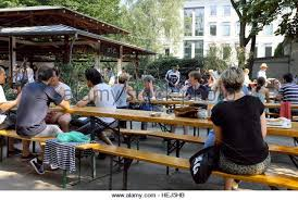 German Beer Garden Table by Beer Garden Berlin Stock Photos U0026 Beer Garden Berlin Stock Images