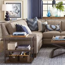 Sofa Set U Shape Harlan Large L Shaped Sectional Living Room Bassett Furniture