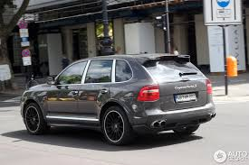 porsche cayenne turbo s 2007 porsche 957 cayenne turbo s 25 july 2015 autogespot