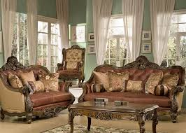 Claremore Antique Living Room Set 2 Living Room Set By Homey Design Hd 3311