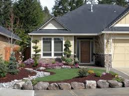 low maintenance front yard landscaping front yard garden without
