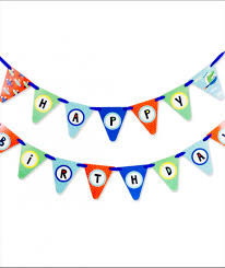 party banner birthday party banner for boys
