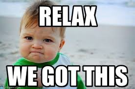 Relax Meme - relax success kid original meme on memegen