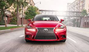 red lexus 2015 looks that kill 2015 lexus is 350 f sport factorytwofour