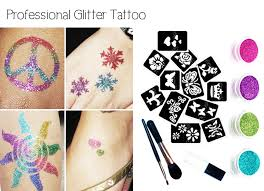 glitter tattoo for parties party fiestar the best kids party