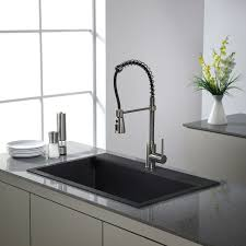 Top Mount Kitchen Sinks Kitchen Kitchen Sinks And Faucets Kitchen Sink With Drainboard