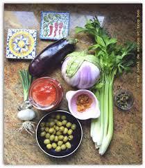 cuisine des terroirs arte recettes caponata sicilienne express c est local de saison et trop bon