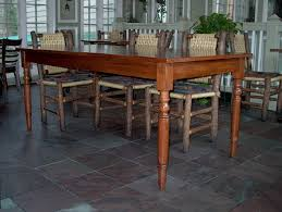 French Country Dining Room Tables by Stephan Woodworking French County Dining Table In Mahogany