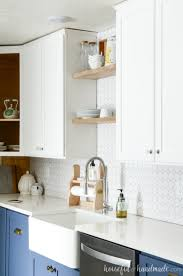white kitchen cabinets with farm sink what to before buying a farmhouse sink houseful of