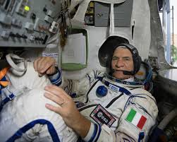 vita mission paolo nespoli international space station human