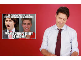 Justin Trudeau Memes - justin trudeau reads mean tweets about himself ottawa citizen