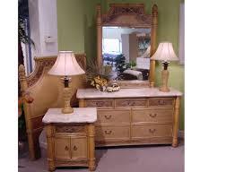 stone wicker rattan bedroom furniture kozy kingdom