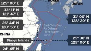 East China Sea Map by China Ups The Ante In East China Sea Dispute Council On Foreign
