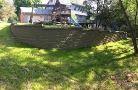 8 u2033 rockwood classic retaining wall taupe color u2013 kirkwood mo