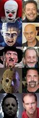 horror film characters without the masks horror films horror