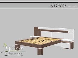 nynaevedesign u0027s soho bed frame