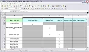 Excel Tables Templates Chapter 6 Authoring