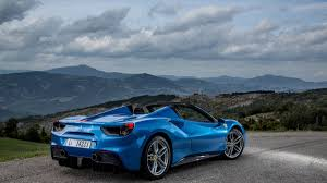 car ferrari 2016 ferrari 488 spider review and road test with horsepower