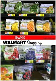 whole30 walmart shopping list stay fit mom