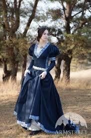 fantasy cotton dress