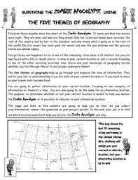 5 themes of geography acronym 5 themes of geography activities teaching resources teachers pay