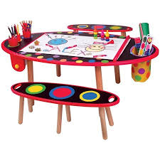 Kidkraft Table With Primary Benches 26161 14 Best Kiddie Table Images On Pinterest Playroom Ideas Kid